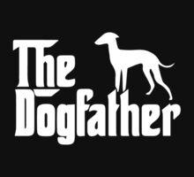 The Dogfather Italian Greyhound Baby Tee