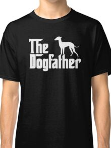 The Dogfather Italian Greyhound Classic T-Shirt