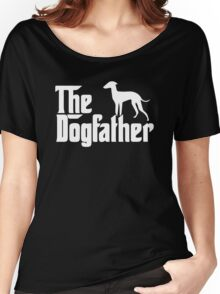 The Dogfather Italian Greyhound Women's Relaxed Fit T-Shirt