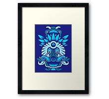 TRIBAL 1 Framed Print