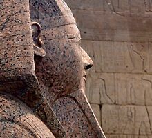 Sphinx of Hatshepsut by Ommik