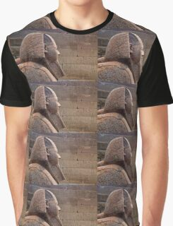 Sphinx of Hatshepsut Graphic T-Shirt