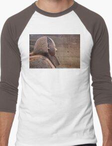 Sphinx of Hatshepsut Men's Baseball ¾ T-Shirt