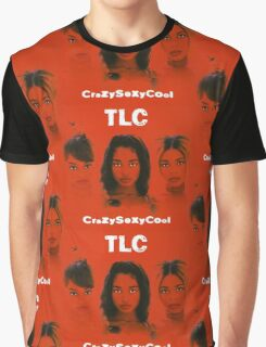 TLC - CrazySexyCool Graphic T-Shirt