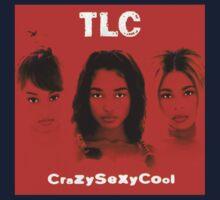 TLC - CrazySexyCool One Piece - Short Sleeve