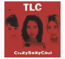 TLC - CrazySexyCool Kids Tee