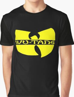 Wu Tang Graphic T-Shirt