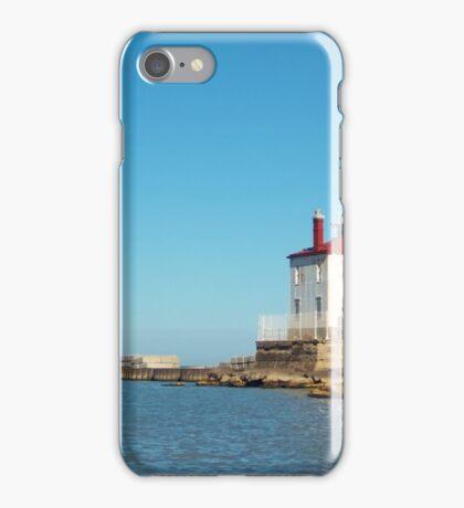 Lake Erie Headlands iPhone Case/Skin