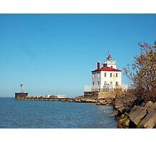 Lake Erie Headlands Photographic Print