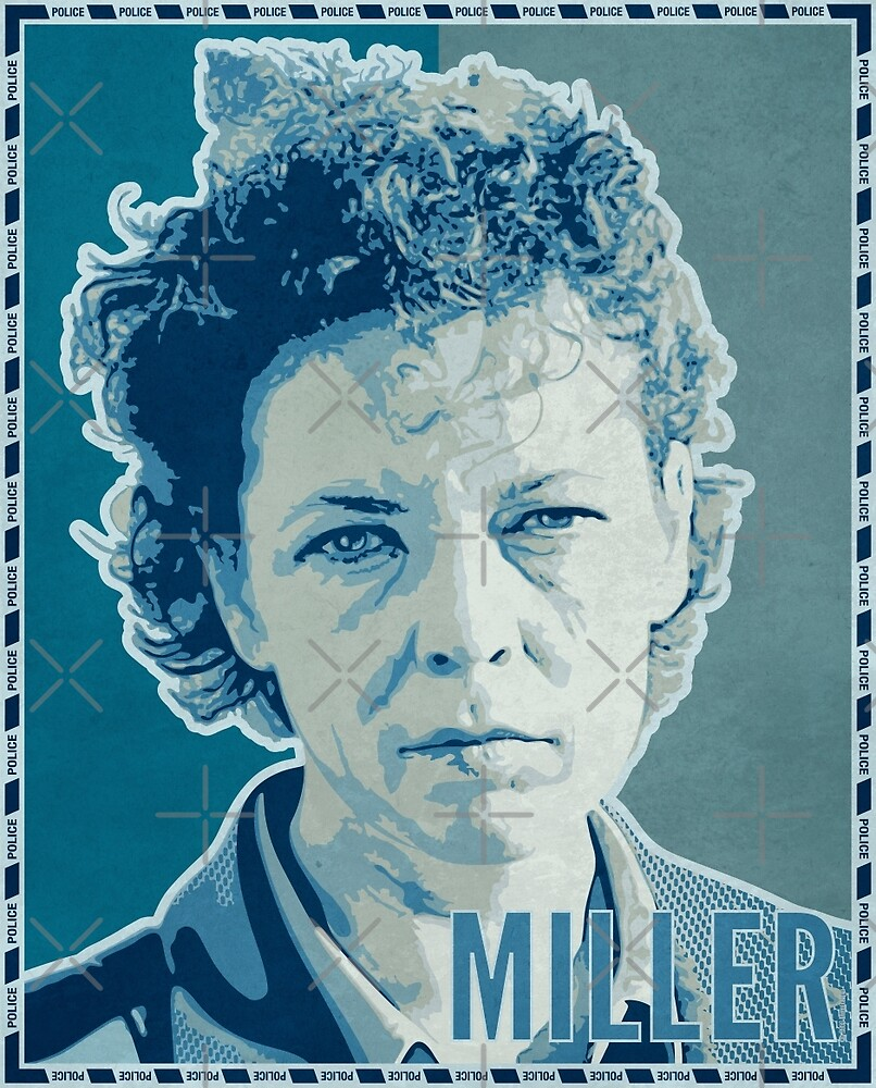 MILLER (UK) - BC Green by ifourdezign