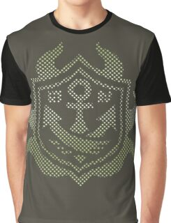 Splatoon Inspired: Lime Ranked Battle Icon Graphic T-Shirt