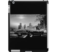 Chevelle SS...American Muscle iPad Case/Skin