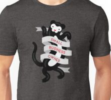'Small Business Owner' Ferret Unisex T-Shirt