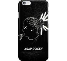 ASAP ROCKY - PRINT iPhone Case/Skin