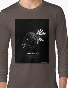 ASAP ROCKY - PRINT Long Sleeve T-Shirt