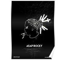 ASAP ROCKY - PRINT Poster