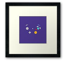 Gamecube Framed Print