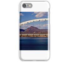 Roosevelt Lake Bridge - AZ iPhone Case/Skin