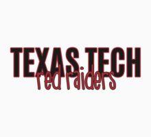 Texas Tech University Kids Tee