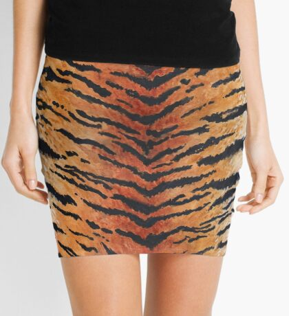 Tiger Tiger Mini Skirt