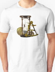 Calculating Time And Direction At Sea  T-Shirt