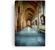 Sacred Heart Cathedral (RVR) Canvas Print