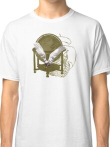 Circumnavigating The Globe By Sea Classic T-Shirt