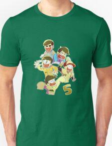 5 Jyuushimatsu Unisex T-Shirt