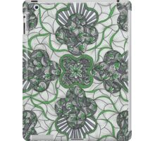 Tie a Green Ribbon iPad Case/Skin