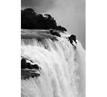 Breathtaking falls Photographic Print