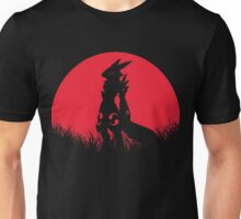 RENAMON RED MOON Unisex T-Shirt
