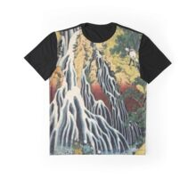 Cool Japanese art Graphic T-Shirt