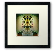 Self Portrait Series: No. 10 Parlor Room Framed Print