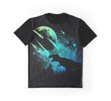 Dino Death Graphic T-Shirt
