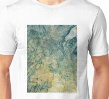 Marble Art V19 #redbubble #home #tech #style #buyart Unisex T-Shirt