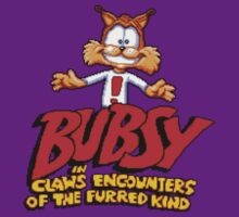 Bubsy (SNES) Title Screen by AvalancheShirts