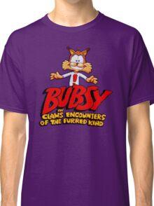 Bubsy (SNES) Title Screen Classic T-Shirt