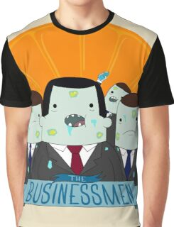 The Business Men Graphic T-Shirt