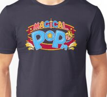 Magical Pop'n (SNES) Title Screen Unisex T-Shirt