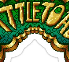 Battletoads (NES) Title Screen Sticker