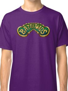 Battletoads (NES) Title Screen Classic T-Shirt