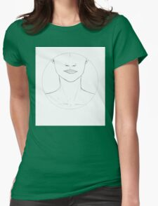 Soap Womens Fitted T-Shirt