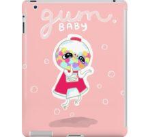 Gum Baby iPad Case/Skin