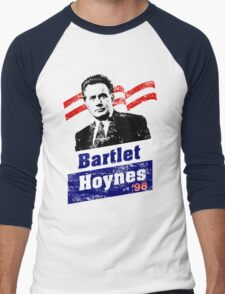 Bartlet/Hoynes '98 - West Wing Campaign T-Shirt T-Shirt