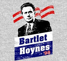 Bartlet/Hoynes '98 - West Wing Campaign T-Shirt Unisex T-Shirt