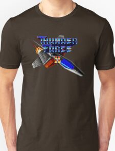 Thunder Force 2 (Genesis) Title Screen T-Shirt