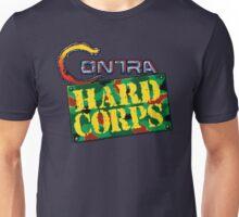 Contra Hard Corps (Genesis) title Screen Unisex T-Shirt