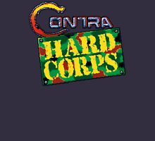 Contra Hard Corps (Genesis) title Screen Unisex T-Shirt