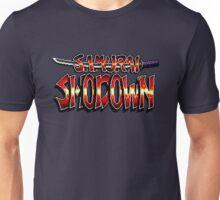 Samurai Showdown (Snes) title Screen  Unisex T-Shirt
