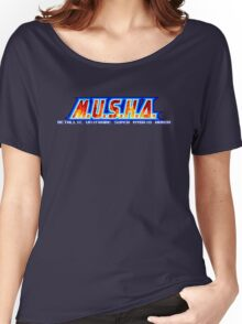 Musha (Genesis) Title Screen Women's Relaxed Fit T-Shirt